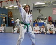 Girls Martial Arts